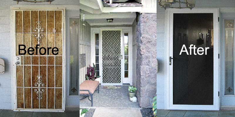Security Door Window Screens Westlake Village 805 616